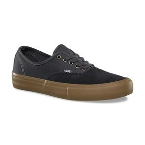 VANS Authentic Pro Asphalt Black Gum W AUTHENTIC